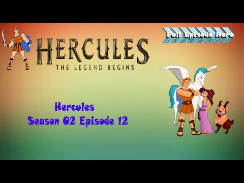Hercules TV Series Season 02 Episode 12 The Gorgon