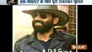 Know How Gangster Anand Pal Singh Escapes in a Filmy Style - India TV