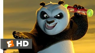 Kung Fu Panda (2006) - Fight for the Dragon Scroll Scene (9/10) | Movieclips