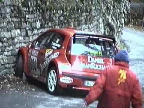 Accidente coches de rally Crash Car extreme Funny Video