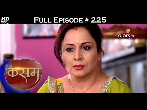 Kasam - 13th January 2017 - कसम - Full Episode (HD)