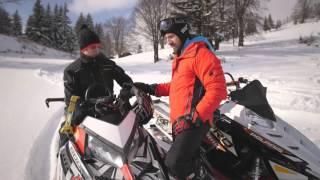 Dani Oțil și Renault Kadjar: SnowMobil