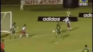 most goals in a soccer football match (31-0)