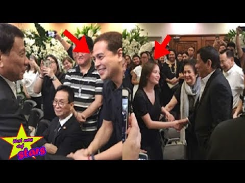 Ellen Adarna attends wake of her father in Cebu with John Lloyd Cruz