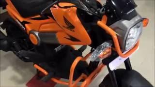 Honda NAVI Orange Full Review