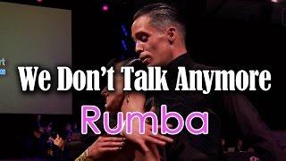 RUMBA | Dj Ice - We Don't Talk Anymore (25 BPM)