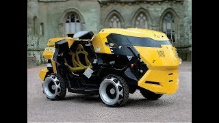 7 Movie's Vehicles Which Actually Exist !
