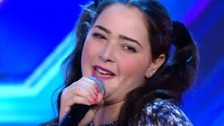 MBC The X Factor رلى قاسم - بمبي - تجارب الأداء