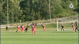 هدف النصر الأول على منتخب عمان الأولمبي - نواف الشنيشني || مباراة ودية