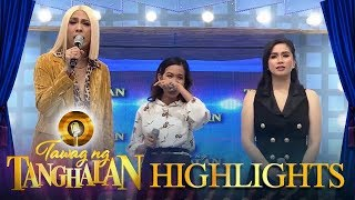 Tawag ng Tanghalan: Vice calls out Gracelle Lapinid