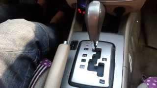 Automatic Car Gear Stuck Problem