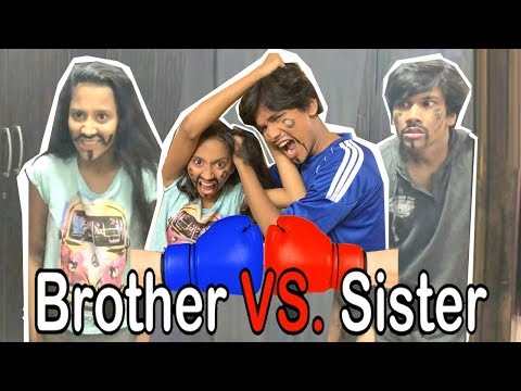 Xxx Mp4 BROTHER VS SISTER PART 1 BHAI BEHEN KA PAYAAR COMEDY VIDEO MOHAK MEET 3gp Sex