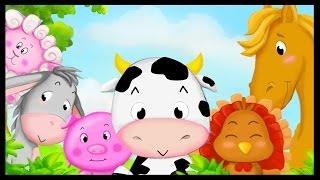 Apprendre les animaux de la ferme en français