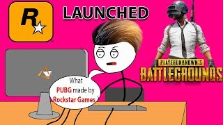 What If Rockstar Games Made PUBG