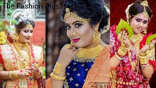 Beautiful Bengali Lady Face Images Collection
