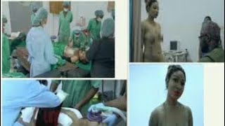 Tonto Dikeh undergoes a cosmetic surgery (
