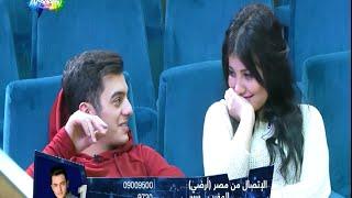 حديث ومزح بين حنان ورفاييل اليوم الجمعة قبل الذهاب الى البرايم  25/12/2015 ستار اكاديمي 11
