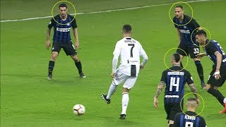 Cristiano Ronaldo 10 Assists That Surprised The Whole World 🌏