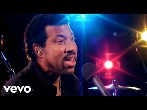 Lionel Richie Hello Live