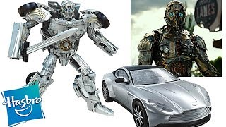 TF5 Reveals/Thoughts: Transformers The Last Knight Cogman Deluxe TLK Figure