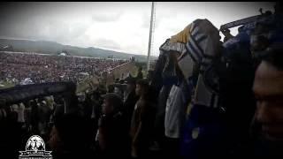 aksi memukau brajamusti di laga perdana liga 2 Indonesia