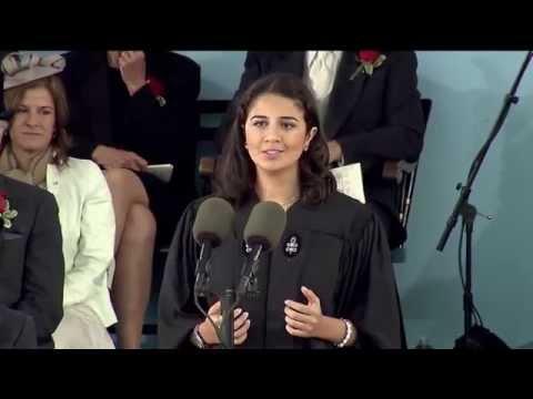Xxx Mp4 Undergraduate Speaker Sarah Abushaar Harvard Commencement 2014 3gp Sex