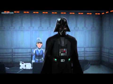 Agent Kallus & Darth Vader Scenes