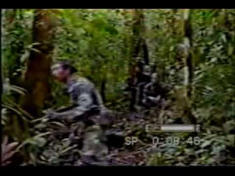 Ejercito del Ecuador Guerra del Cenepa 1
