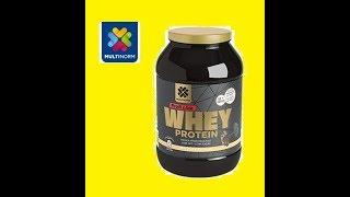 ALDI Protein ( Menge - Preis ) MULTINORM Whey Eiweiss Pulver ! GANNIKUS.COM Test ?!?