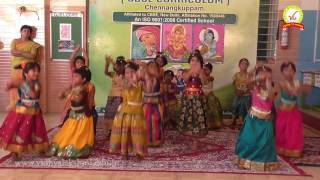 Valedictory Function Dance by LKG Girls