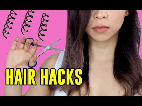 HAIR HACKS THAT WILL SAVE YOU TIME & MONEY