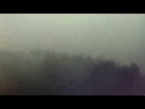 Hot Springs Village during severe storm webcam video
