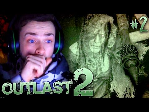PLAYING THIS AT 3am WAS A BAD IDEA... ☠️ - OUTLAST 2 Gameplay - Part 2