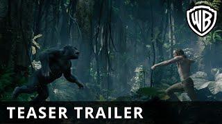 The Legend of Tarzan - Teaser Trailer Ufficiale Italiano