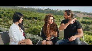لما مراتك المصرية تقابل صاحبتك اللبنانية الجميلة 😍 .. ايه اللي هيحصل بينهم 😂😂 #الطبال