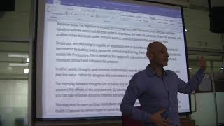 Octopus: A Path to Integral Personal Health – Dr. Osama Rajhkan, UN ESCAP; AUSN