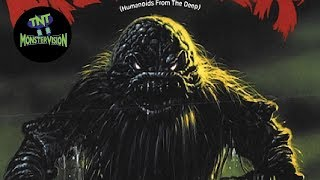 Humanoids from the Deep (1980) |Review (critica) Loquendo