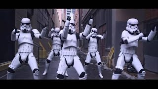 CAN'T STOP THE FEELING! - Justin Timberlake (Stormtroopers Dance Moves & More) PT 5