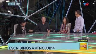 Margarita Barrientos en 'Club 14'