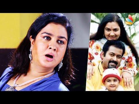 Actress Urvashi's drinking habit because of ex-husband Manoj | Hot Tamil Cinema News