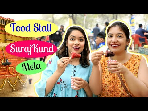 Xxx Mp4 Street Food Stalls Surajkund Mela Anaysa CookWithNisha 3gp Sex