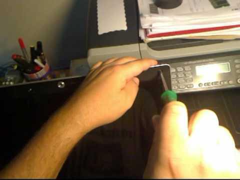 Reparar una avería en el monitor o pantalla de un portátil