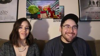 Sausage Party - Official Red Band Trailer Reaction