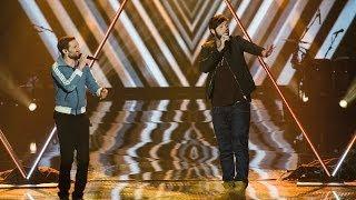 Shem Thomas  James Arthur  Get Down  Finale  The Voice Of Switzerland 2014