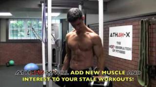 Taylor Lautner Workout Secrets!  Part I - BIGGER BICEPS
