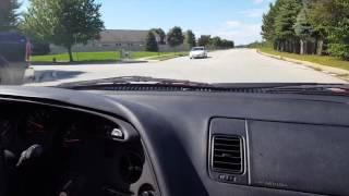 I Drive Tims 1100 HP Supra Turbo - Whoo Hoo !!
