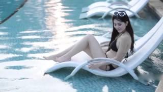 Push girl Zhao Weiyi Sanya brigade shot video collection 2(3)