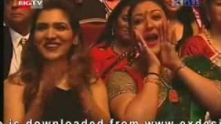 Riteish Deshmukh Performance at IIFA 2009