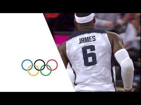 watch USA v AUS - Men's Basketball Quarterfinal   London 2012 Olympics