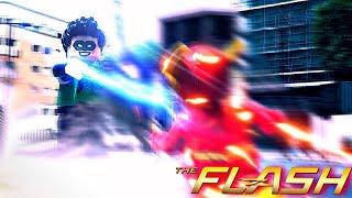 """LEGO The Flash: Crimson Comet - Episode 4 """"Tempest"""""""